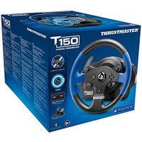Thrustmaster T150 Force Feedback Lenkrad und Pedale fÃ1/4r PC, PS3 und PS4