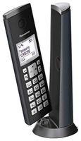 Panasonic KX-TGK220GM mattschwarz