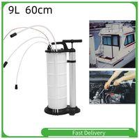 9L Auto Ölabsaugpumpe Flüssigkeitsabsaugpumpe Ölwechsel Absaugen Handpumpe Pumpe