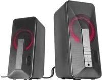SPEEDLINK LAVEL Illuminated Stereo Speaker, black