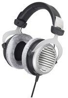 Beyerdynamic DT 990, Ohrumschließend, Kopfband, Nackenband, Verkabelt, 5 - 35000 Hz, 3 m, Schwarz, Silber