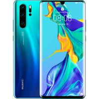 Huawei P30 Pro Dual-SIM 128 GB aurora, Farbe:Aurora