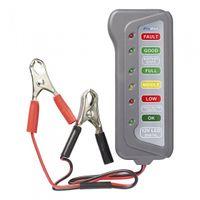 ProPlus batterietester 12 Volt grau