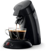 Philips HD6554 - Pad-Kaffeemaschine - 0,7 l - Kaffeepad - 1450 W - Schwarz Philips