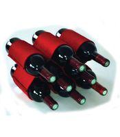 Range Flasche Wein aus Filz