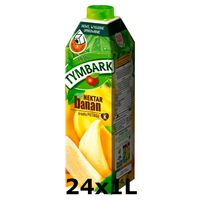 GroßhandelPL Tymbark Nektar Bananennektar 24x1L