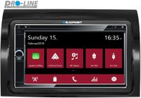 BLAUPUNKT CAMPER 590 DAB | Bluetooth / DAB+ | USB | Apple CarPlay / AndroidAuto | Jumper Fiat Ducato Boxer  2-DIN Autoradio
