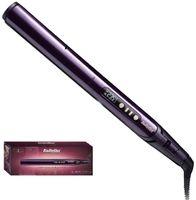 BABYLISS  ST450E Haarglätter Sensitive M für kurzes bis mittellanges Haar Deep Black, Farbe:Lila