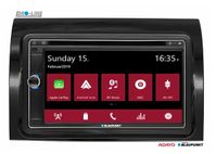 BLAUPUNKT CAMPER 790 DAB | Bluetooth / DAB+ | USB | Apple CarPlay / AndroidAuto | Jumper Fiat Ducato Boxer  2-DIN Autoradio
