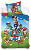 Paw Patrol Bettwäsche 135x200 cm Team Renforce Baumwolle Wende Set für Kinder