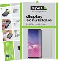 2x Samsung Galaxy S10e Schutzfolie matt Displayschutzfolie Folie Display Schutz