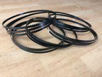 5x Bandsägeblätter 1400mm x 6mm x 0,65mm 6ZpZ
