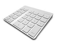 Networx Ziffernblock Erweiterung für Magic Keyboard Bluetooth MacOS silber- sehr gut