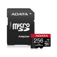 ADATA AUSDX256GUI3V30SHA2-RA1 - 256 GB - MicroSDXC - Klasse 10 - UHS-I - 100 MB/s - 80 MB/s