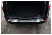 Edelstahl Ladekantenschutz für Ford Mondeo 4 Kombi FL  -2014