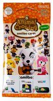 amiibo Animal Crossing - Serie 2 - 2x 3 Karten