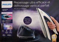 Philips GC9324/20 PerfectCare Aqua Pro Dampfbügelstation, weiß/blau
