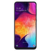 Samsung Galaxy A50 Smartphone  16,3cm (6,4 Zoll), 4GB RAM, 128GB Speicher, Farbe: Schwarz