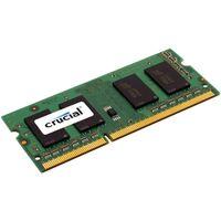 Crucial CT51264BF160B RAM-Modul - 4 GB - DDR3-1600/PC3-12800 DDR3 SDRAM - CL11 - Nicht-ECC - Ungepuffert - 204-polig - SoDIMM