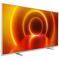 Philips 58PUS7855/12 58 Zoll Ultra-HD LED-TV inkl.3-seitigem Ambilight Quad Core