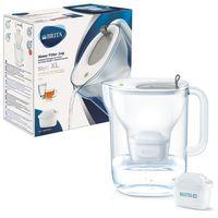 BRITA Wasserfilter Style XL weiß mit MAXTRA+ Filterkartusche