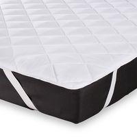 Matratzenauflage 180x200 cm - Samtweicher und Atmungsaktiver Mikrofaser Matratzenschoner - Matratzenschonbezug Unterbett Soft-Matratzen-Topper auch für Boxspringbetten geeignet