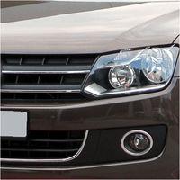 KS1214 - Edelstahl, Kühlergrill Leiste Geeignet für VW Amarok (2H) ab 2010->