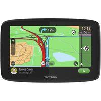 """TOMTOM GO Essential 6"""" PKW Navigationsgerät, 6 Zoll, Kartenmaterial Europa für 49 Länder"""