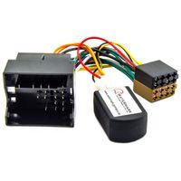 Radio Adapter CAN-BUS für BMW E81 E90 E911 E60 E61 E83 E84 E89 Mini ab 2005, Zündungsplus 12V Simulator