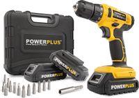 Powerplus POWC1061, 1400 RPM, 1 cm, 2 cm, 30 Nm, 400 RPM, 1400 RPM
