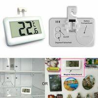 Melario Digital Thermometer Kühlschrank Kochthermometer Gefrierschrankthermometer Alarm