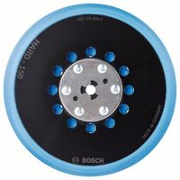 Bosch Professional 150 mm Multiloch Schleifteller, hart, M8 + 5/16' Aufnahme
