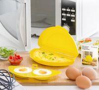 InnovaGoods Omelette Maker und Eierkocher für die Mikrowelle