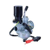 Tuning Vergaser 17,5mm 2-Takt mit E-Choke für Keeway, CPI, Explorer, Generic uvm.