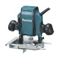 Makita RP0900 Planfräsmaschine 900 W 27000 U/min Klemmung, 900 W, Schwarz, Blau