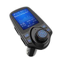 T11D 1,8-Zoll-MP3-Musik-Player Freisprecheinrichtung FM-Sender Auto-Schnellladegerät