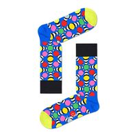 Happy Socks Illusion Big Dot Sock, Farbe:Blau, Größe:41-46