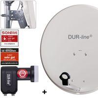 DUR-line MDA 60 G + +Ultra Twin LNB 2 TN LNB Set