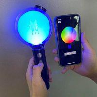 Sonderausgabe Jubel Licht Leuchtstab Official Light Stick MAP OF THE SOUL Special Edition + Photo Card Set Bluetooth-Version