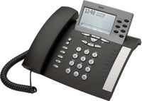 Tiptel 85 system - Digitaltelefon - Anthrazit