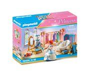 PLAYMOBIL Princess 70454 Ankleidezimmer mit Badewanne