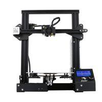 Creality 3D® Ender-3 3D Drucker Kit FDM V-Schlitz I3 MK10 Extruder 1,75 mm Düse 220 x 220 x 250 mm Größe 3D Printer