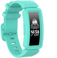 Fitbit Ace 2 / Inspire / Inspire HR Armband Silikon Türkis
