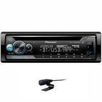 PIONEER DEH-S510BT CD MP3 USB Autoradio Bluetooth Freisprecheinrichtung AUX