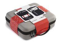 BigBen Nintendo Switch Storage case Hartschalenkoffer für Nintendo Switch inkl. Docking Station: grau