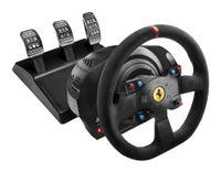 Thrustmaster T300 Force-Feedback Lenkrand Ferrari Integral Racing Wheel Alcantara Edition PS3, PS4, PC