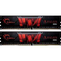 G.Skill Aegis DIMM Kit 16GB (2x8GB) DDR4-3000 CL16-18-18-38