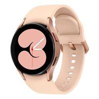 SAMSUNG Galaxy Watch4, BT, 40 mm Smartwatch Aluminium GOLD