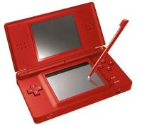 "Nintendo DS Lite, Nintendo DS, Rot, LCD, 7,62 cm (3""), 256 x 192 Pixel, 13,3 cm"
