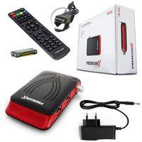 Mini FullHD SAT Receiver HD 220 FTA DVB-S2 HDMI USB Mediaplayer